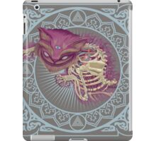 The Cheshire Cat  iPad Case/Skin