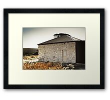 Inneston Framed Print