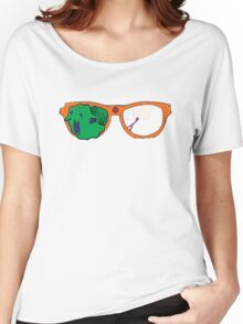 Glasses Women's Relaxed Fit T-Shirt