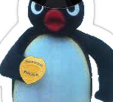 Pingu - NOOT! NOOT! SOUND OF DA POLICE Sticker