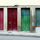 Portugal Doors 2 by Igor Shrayer
