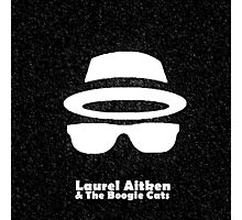 Laurel Aitken And The Boogie Cats Photographic Print