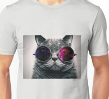 Legendary Cat Design Unisex T-Shirt