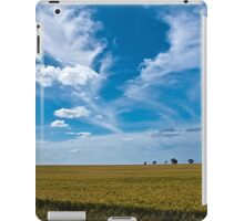 Skies of Blue iPad Case/Skin