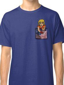 Street Fighter Pocket Pals - #2 Ken Classic T-Shirt