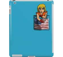 Street Fighter Pocket Pals - #2 Ken iPad Case/Skin
