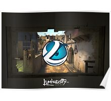 Luminosity gaming Poster