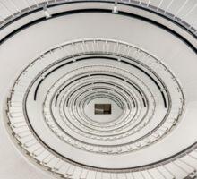 Premier Inn Spiral Staircase Sticker