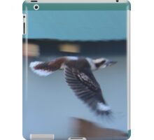 Kookaburra in Flight iPad Case/Skin
