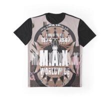 Worldwide Graphic T-Shirt
