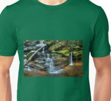 Lower Somersby Falls, Australia Unisex T-Shirt