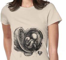 Leonardo's Baby Womens Fitted T-Shirt