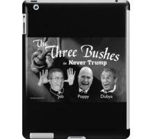 Never Trump iPad Case/Skin