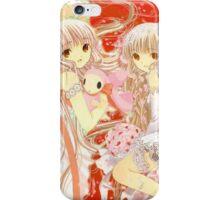 Chobits Chii & Freya iPhone Case/Skin