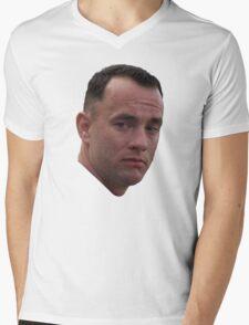 Forrest Gump Mens V-Neck T-Shirt