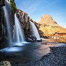 Kirkjufellsfoss by Caleb Ward