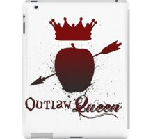 Outlaw Queen 1 iPad Case/Skin