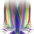 rainbow grow by Edith Arnold