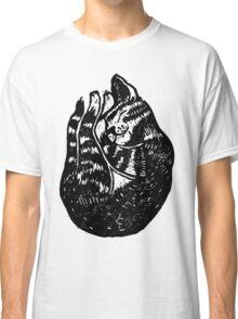 Sleeping Cat  Classic T-Shirt