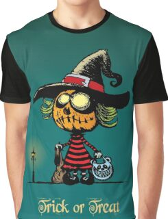 Trick or treat v2 Graphic T-Shirt