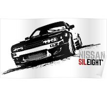 Nissan SilEighty Poster