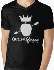 Outlaw Queen 2 Mens V-Neck T-Shirt