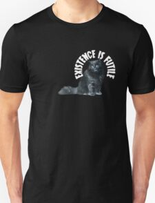 Futile Cat Unisex T-Shirt