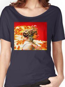 Mata Hari Women's Relaxed Fit T-Shirt