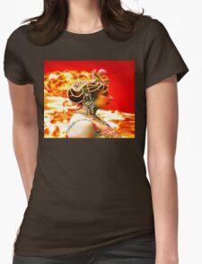 Mata Hari Womens Fitted T-Shirt