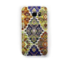Tribal, Native American Geometric Design Samsung Galaxy Case/Skin