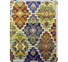 Tribal, Native American Geometric Design iPad Case/Skin