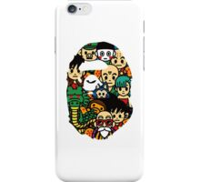 APE X DRAGON BALL iPhone Case/Skin