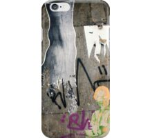 Street and Wall Arts in Germany, Graffiti  iPhone Case/Skin