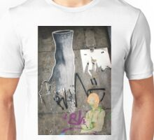 Street and Wall Arts in Germany, Graffiti  Unisex T-Shirt