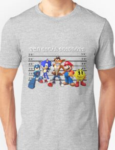The Usual Videogames Suspects Unisex T-Shirt