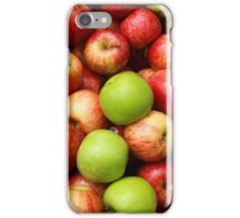 Mangoes Pears and Apples iPhone Case/Skin