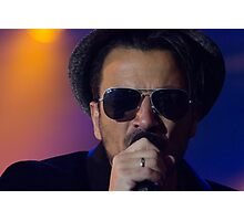 Peter Andre Photographic Print