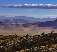 View over Palomino Valley by SB  Sullivan