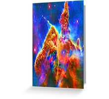 Cosmic Mind Greeting Card