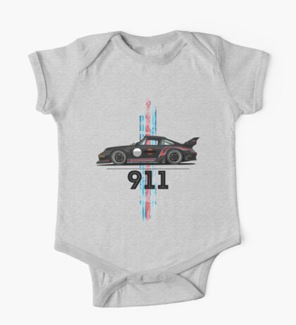 martini rauh welt 911 One Piece - Short Sleeve