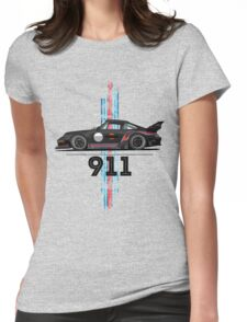 martini rauh welt 911 Womens Fitted T-Shirt