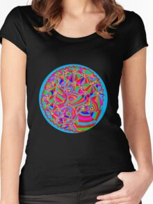 Magical Trance Women's Fitted Scoop T-Shirt