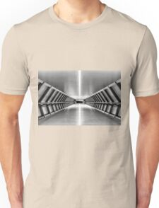 Canary Wharf Crossrail Station Unisex T-Shirt