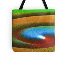 Galaxial Cityscape Tote Bag
