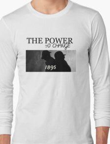 Johnlock   The Power to Change 1895 Long Sleeve T-Shirt