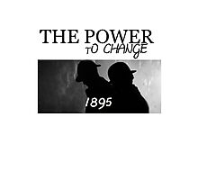 Johnlock | The Power to Change 1895 Photographic Print
