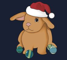 Christmas bun Kids Tee