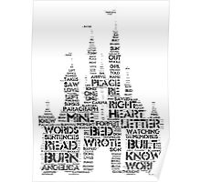 Palaces Out of Paragraphs Poster