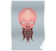 Squid Speak Poster