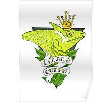 Lizard Queen  Poster